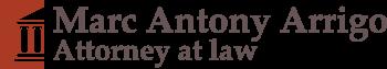 Marc Antony Arrigo Header Logo